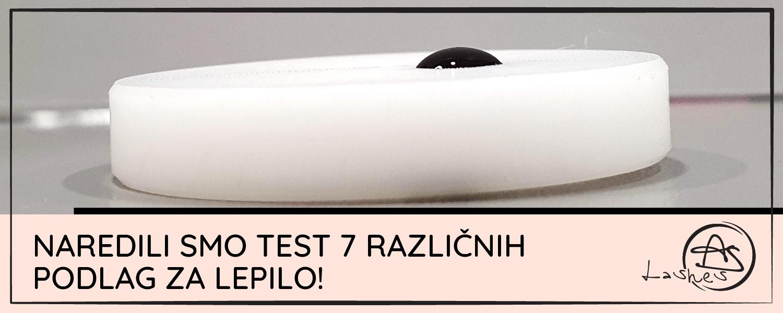 Naredili smo test 7 različnih podlag za lepilo!