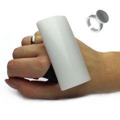 Ploščica za trepalnice za na roko in prstan za lepilo