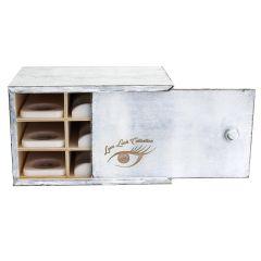 Škatla za shranjevanje palet za trepalnice LOVE LASH COLLECTION