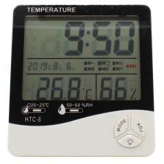 Termometer in vlagomer