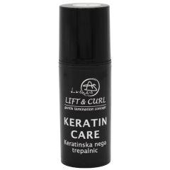 "Keratinska nega trepalnic ""Keratin Care"" LIFT&CURL"